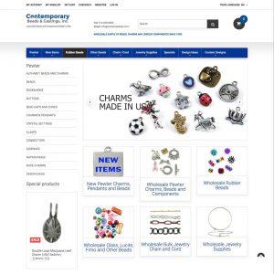 Client Portfolio: Contemporary Beads
