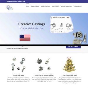 Creative Castings - Aitsa Web