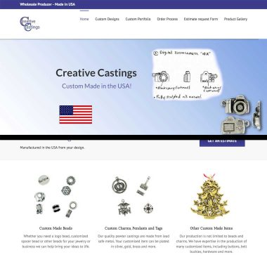 Creative Castings - Aitsa Web